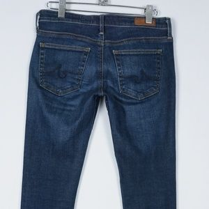 Adriano Goldschmied Aubrey Skinny Straight Jeans